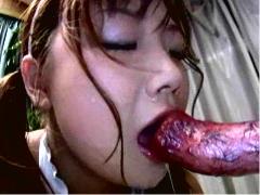 Asian schoolgirl trying zoo sex